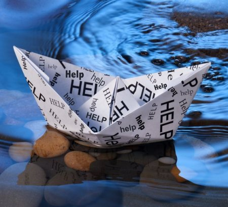 Paper Boat Image